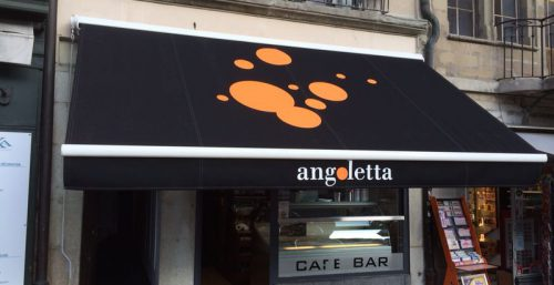 toile de store Angoletta
